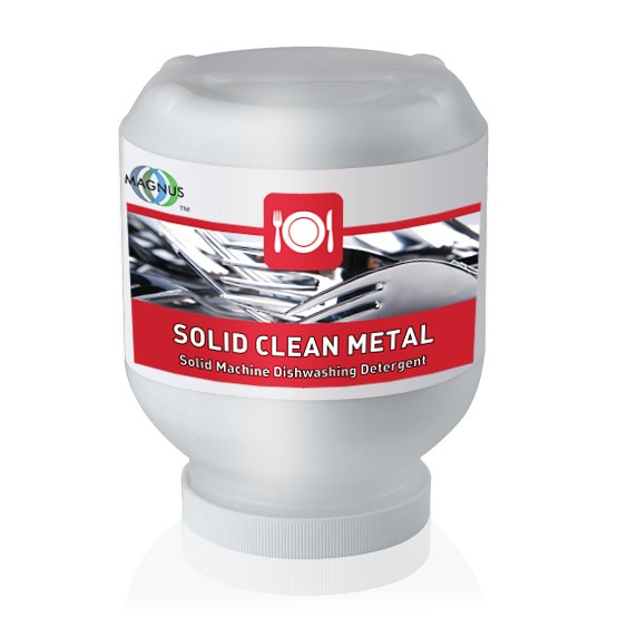 Solid Clean Metal